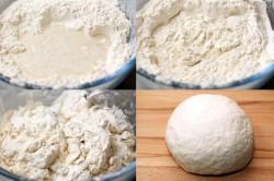Příprava receptu Pastýřské plněné placky - jídlo chudých, krok 1