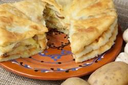 Příprava receptu Pastýřské plněné placky - jídlo chudých, krok 5