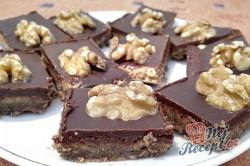 Příprava receptu Tradiční čoko ořechový koláč od babičky, krok 2