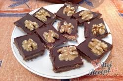 Příprava receptu Tradiční čoko ořechový koláč od babičky, krok 4