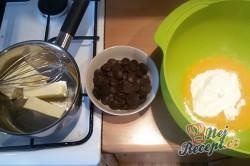 Příprava receptu Čokoládová bábovka s vlašskými ořechy - FOTOPOSTUP, krok 2