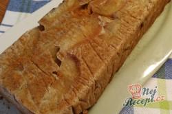 Příprava receptu Banánový ovesný chlebíček s jablky, krok 1