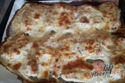 Příprava receptu Pečená kuřecí prsa v sýrovém těstíčku, krok 6