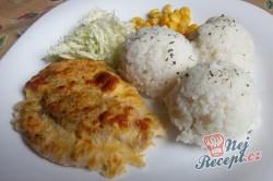 Příprava receptu Pečená kuřecí prsa v sýrovém těstíčku, krok 7