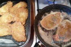 Příprava receptu Vepřové řízky zapékané v marinádě, krok 7