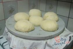 Příprava receptu Buchty na páře posypané grankem, krok 4