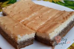 Příprava receptu Ořechově - tvarohový koláček našich babiček, krok 8