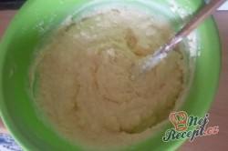 Příprava receptu Ořechově - tvarohový koláček našich babiček, krok 5