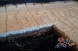 Příprava receptu Ořechově - tvarohový koláček našich babiček, krok 11