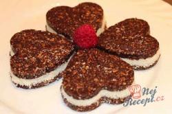 Příprava receptu Nepečené, zdravé Oreo sušenky bez cukru, krok 11