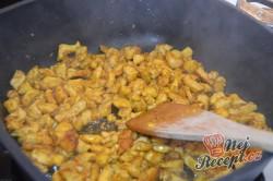 Příprava receptu Čínské nudle s kuřecím masem připravené za 15 minut, krok 1
