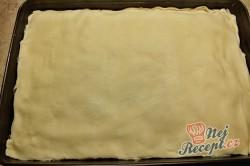Příprava receptu Pudinková lahůdka s lístkovým těstem a piškoty, krok 3