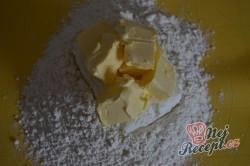 Příprava receptu Tvarohové křehoučké koláčky ke kafíčku, krok 1