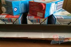 Příprava receptu Punčový řez jako z cukrárny, krok 7
