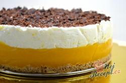 Příprava receptu Meruňkovo-jogurtový dort BEZ PEČENÍ, krok 9
