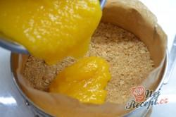 Příprava receptu Meruňkovo-jogurtový dort BEZ PEČENÍ, krok 6