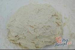 Příprava receptu Lokše z kyselého mléka plněné sýrem, krok 4
