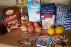Příprava receptu Litý perník s citronovou polevou, krok 1