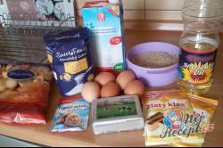 Příprava receptu Nesmrtelný ořechový krémeš z Maďarska, krok 1