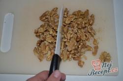 Příprava receptu Americký ořechový koláček, který chuťově překoná všechny obyčejné buchty, krok 4