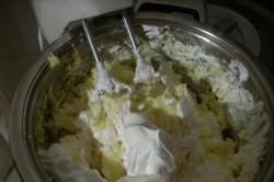 Příprava receptu Křehké mini větrníky plněné vanilkovým krémem, krok 2
