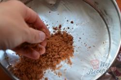 Bezkonkurenční recept na vynikající nepečený cheesecake, který připravíte za pár minut., krok 2