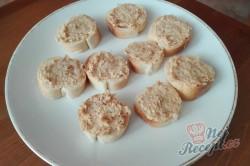 Příprava receptu Vynikající škvarková pomazánka, krok 1