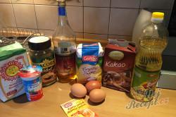 Příprava receptu Tiramisu bábovka, krok 1