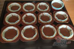 Příprava receptu Hrnkové čokoládové maffiny, krok 6