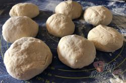 Příprava receptu Měkoučké langoše BEZ kynutí, na které nemusíte čekat, krok 2