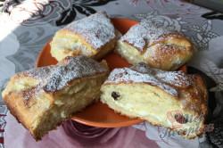 Babiččin recept - tvarohové kynuté šatičky, krok 11