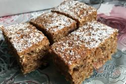 Příprava receptu Fantastický zdravý koláček, který sníte bez výčitek, že přiberete, krok 11