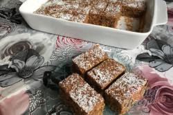 Příprava receptu Fantastický zdravý koláček, který sníte bez výčitek, že přiberete, krok 10