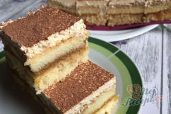 Příprava receptu Prudce návykový salko koláč dvou barev - fotopostup, krok 14