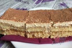 Příprava receptu Prudce návykový salko koláč dvou barev - fotopostup, krok 16
