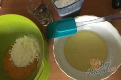 Příprava receptu Prudce návykový salko koláč dvou barev - fotopostup, krok 4