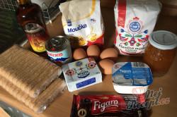 Příprava receptu Prudce návykový salko koláč dvou barev - fotopostup, krok 3