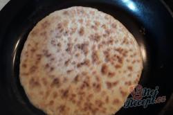 Příprava receptu Turecké placky měkké několik dní, krok 6