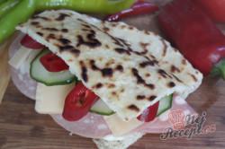 Příprava receptu Turecké placky měkké několik dní, krok 9
