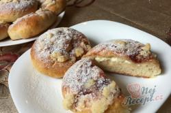 Příprava receptu Měkkoučké moravské koláče jako od babičky (těsto ze šlehačkové smetany), krok 21