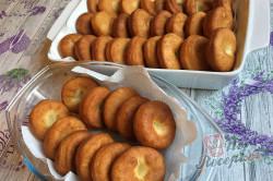 Příprava receptu Fantastické máslové koblihy s domácí marmeládou, krok 5