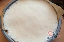 Příprava receptu FITNESS kokosový dort s banány - FOTOPOSTUP, krok 11