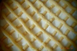 Příprava receptu Mřížkový koláč s tvarohem, krok 2
