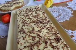 Příprava receptu Vynikající ořechový řez se žloutkovým krémem, krok 2