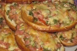 Příprava receptu 6 tipů pro horké sendviče k snídani, krok 1