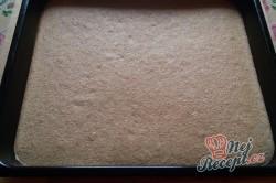 Příprava receptu Karamelově ořechové řezy, krok 4