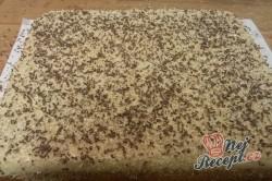 Příprava receptu Karamelově ořechové řezy, krok 8