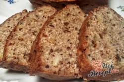 Příprava receptu Zdravý chléb bez mouky, krok 6