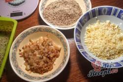 Příprava receptu Zdravý chléb bez mouky, krok 1