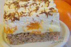 Příprava receptu Skvělé mandarinkové řezy - KROK ZA KROKEM, krok 14